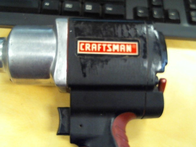 CRAFTSMAN Air Impact Wrench 875.168820
