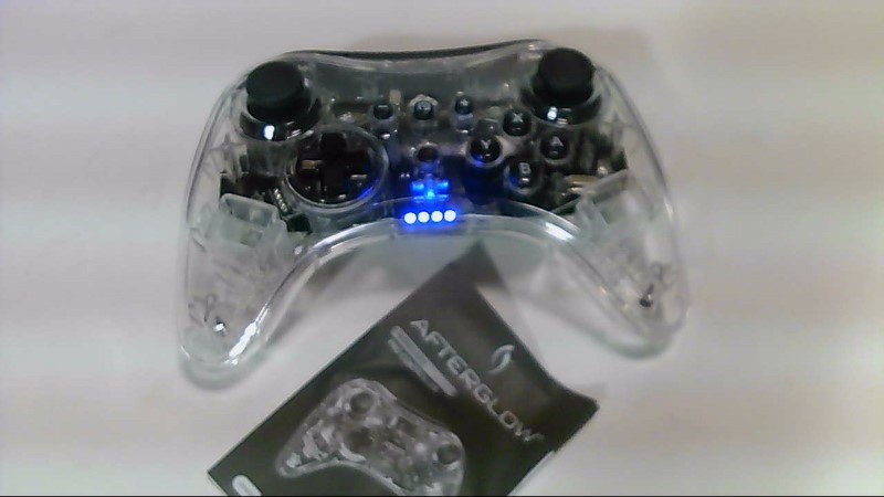Afterglow PDP Wii U Pro Controller Glow