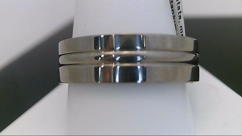 Gent's Ring Titanium 4.4g size 11.5
