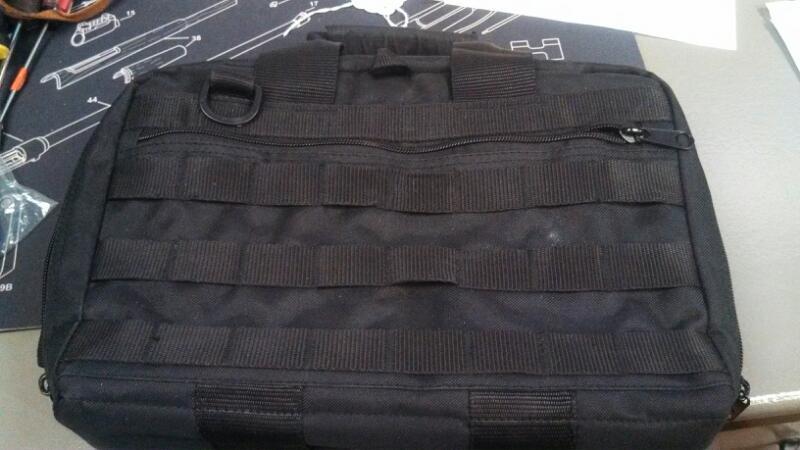 FIELDLINE Accessories RANGE SHOOTING AMMO BAG