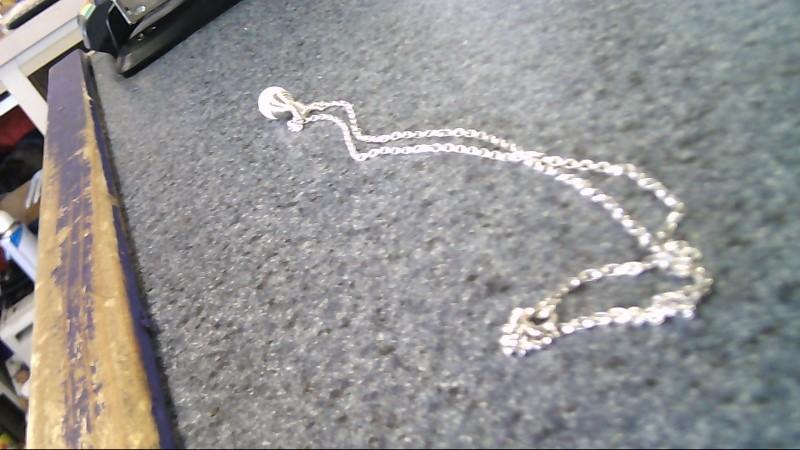 Silver Chain 925 Silver 2.4g