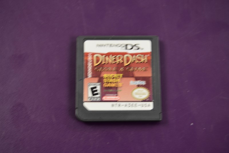 Nintendo DS Game Diner Dash: Sizzle & Serve - Game Only