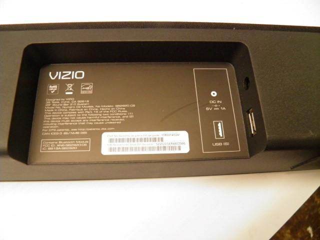 "VIZIO Home Media System 29"" SOUND BAR SB2920-C6"