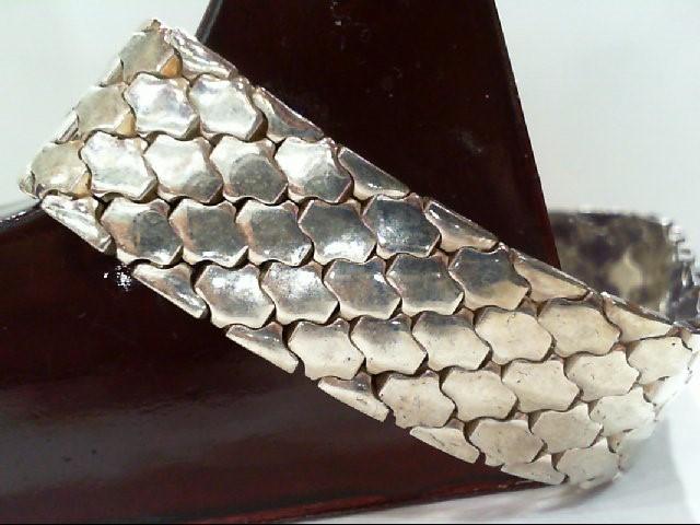 Silver Fashion Bracelet 925 Silver 27.5g