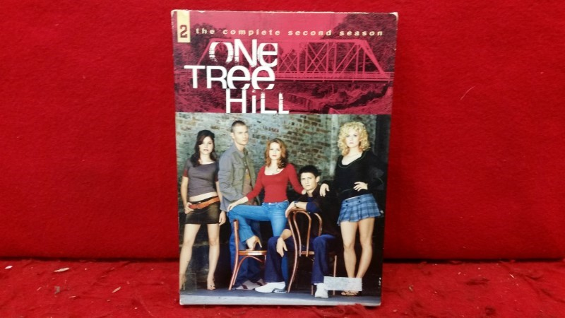 One Tree Hill - The Complete Second Season (DVD, 2009, 6-Disc Set)