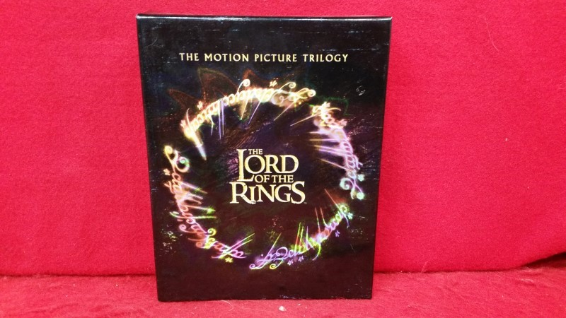The Lord of the Rings: The Motion Picture Trilogy Blu-ray Disc Theatrical