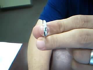Lady's Diamond Fashion Ring 40 Diamonds .40 Carat T.W. 14K White Gold 1.8g