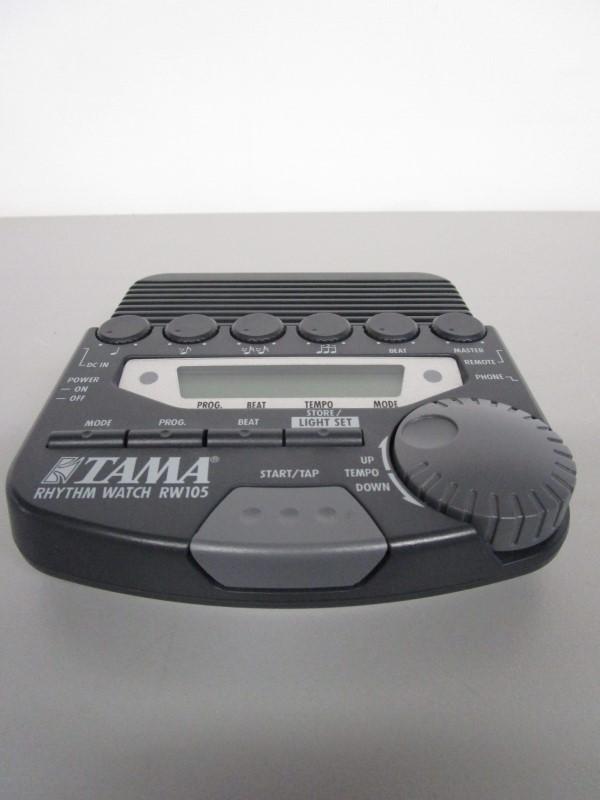 TAMA RHYTHM WATCH RW105 ELECTRONIC METRONOME