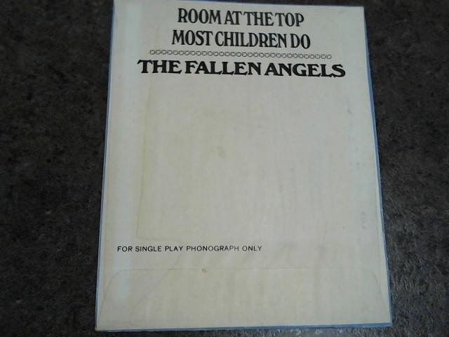 THE FALLEN ANGELS - HIP-POCKET R