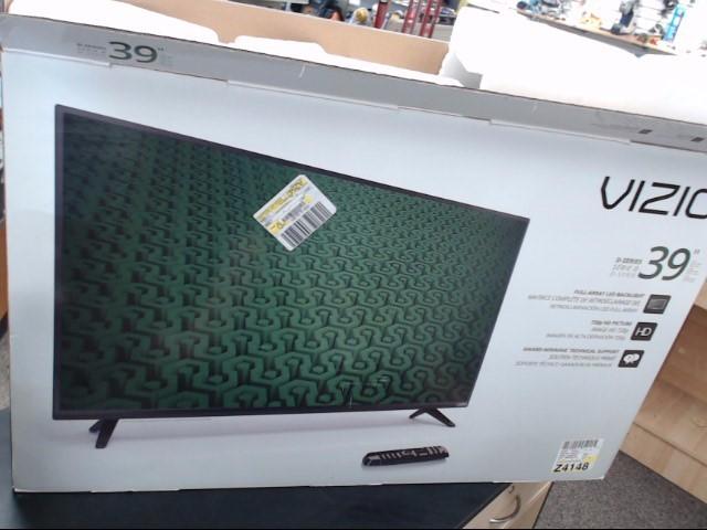 VIZIO Flat Panel Television D39H-C0