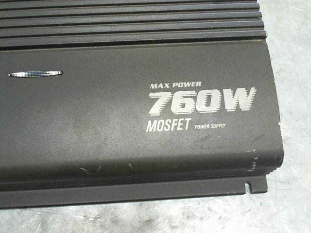 PIONEER ELECTRONICS Car Amplifier 760W