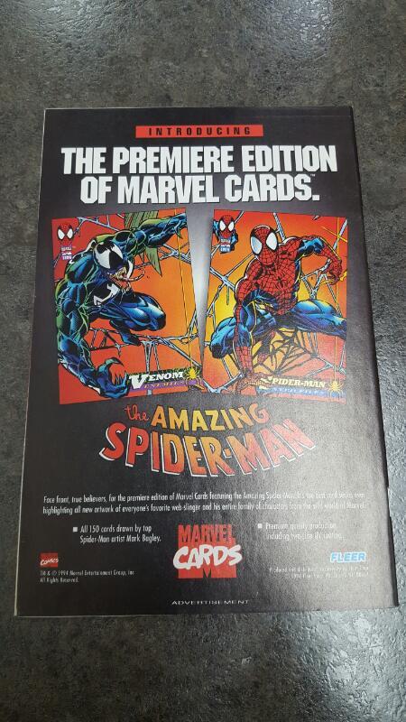 MARVEL COMICS Comic Book X-MEN