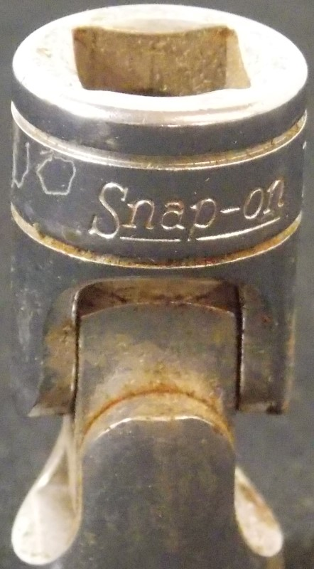 "6 SNAP ON SWIVEL SOCKETS, 7/16"" -3/4"", 3/8"" DRIVE, 6 POINT, SHALLOW"