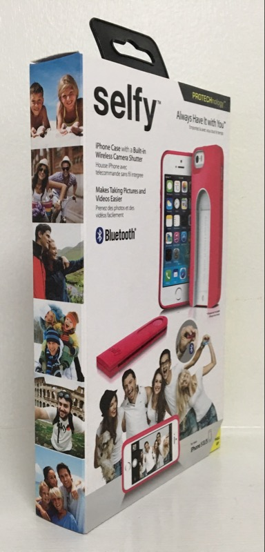 I LUV Cell Phone Accessory SELFY FOR IPHONE 5 5S