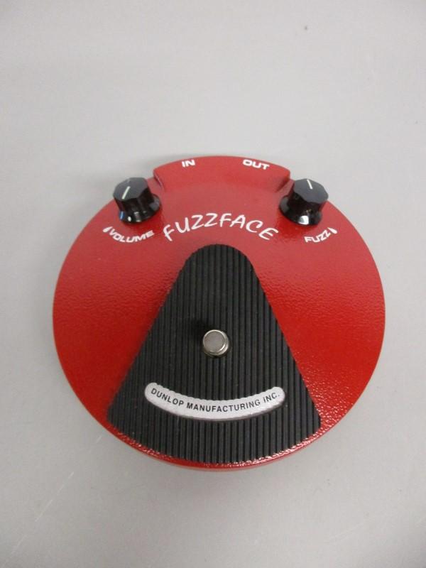 JIM DUNLOP JDF-2 FUZZ FACE