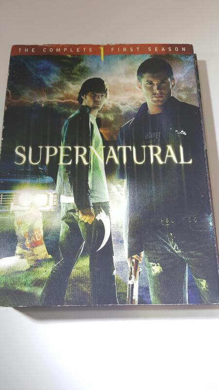 Supernatural Season 1 on DVD