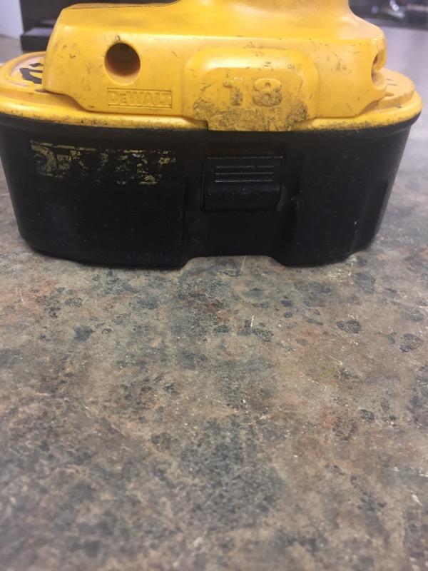 DEWALT Impact Wrench/Driver DW059