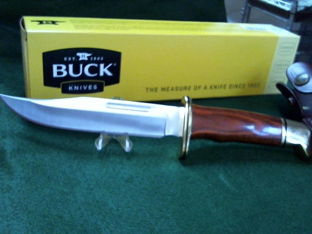 BUCK KNIVES Hunting Knife Special 0119BRS-B