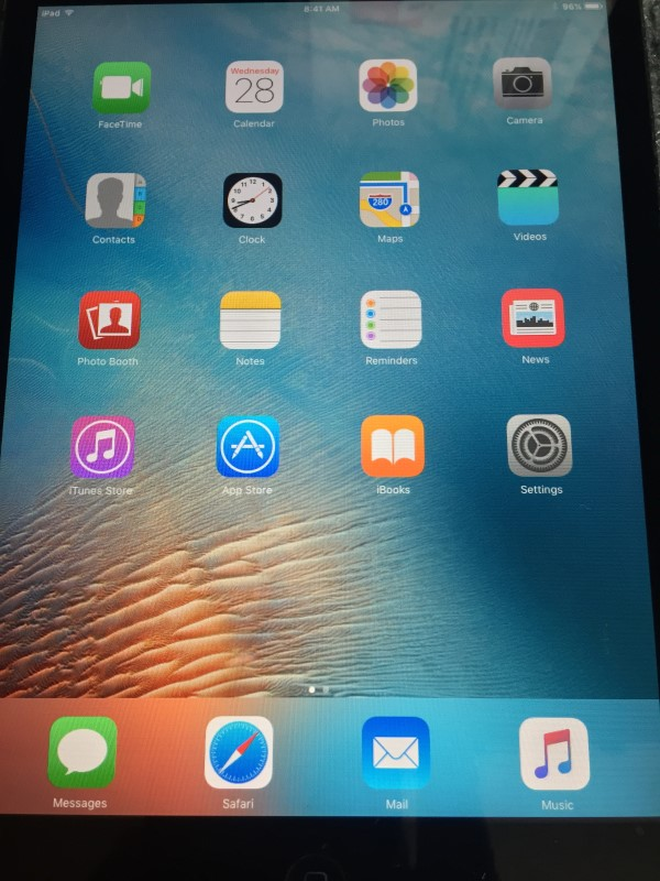 Apple iPad Mini Wi-Fi 32GB, Black - A1432