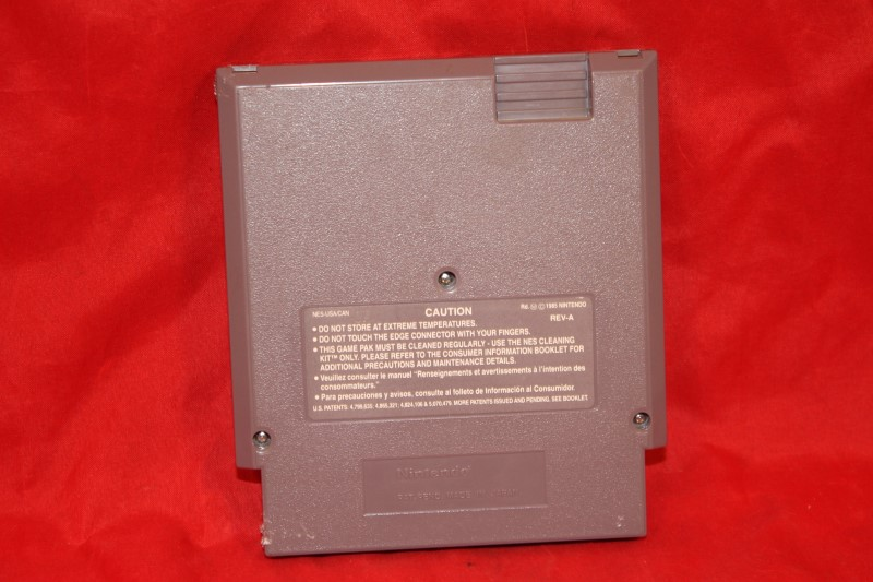 Yoshi's Cookie NES (Nintendo Entertainment System, 1985)