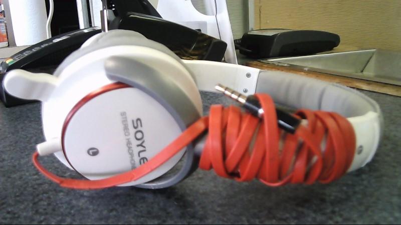 FLIP VIDEO Headphones HEADPHONES