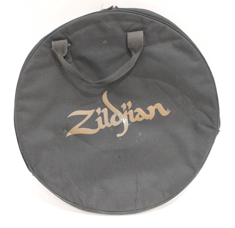"Vintage Zildjian 18"" Crash Cymbal w/ Carrying Bag *Made in USA*"