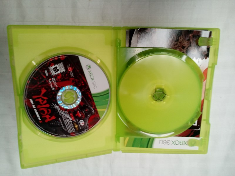 MICROSOFT XBOX 360 NINJA GAIDEN YAIBA