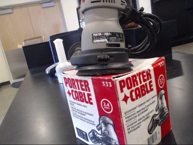 PORTER CABLE Vibration Sander 333