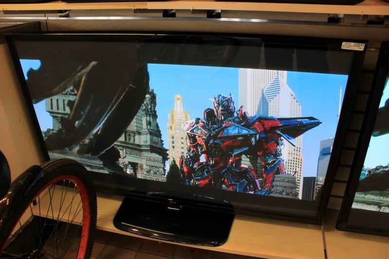 LG Flat Panel Television 50PB6650