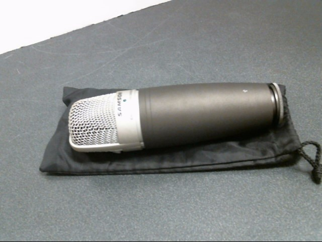 SAMSON Microphone C01U PAK