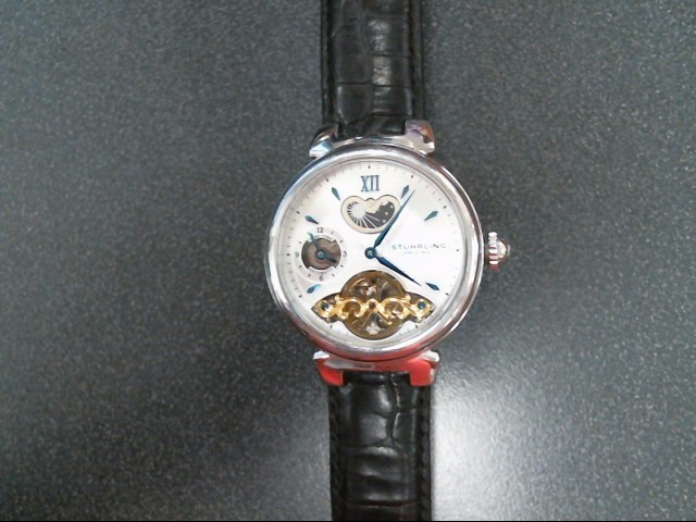 STUHRLING Gent's Wristwatch CAL ST-91015