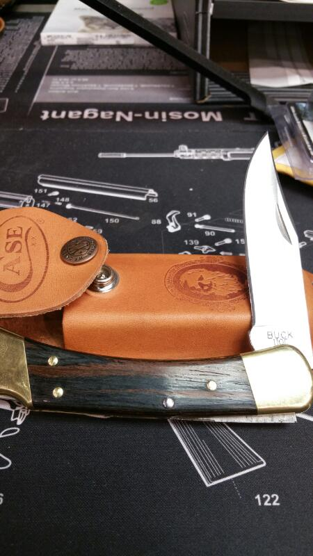 BUCK KNIVES Hunting Knife 110 C