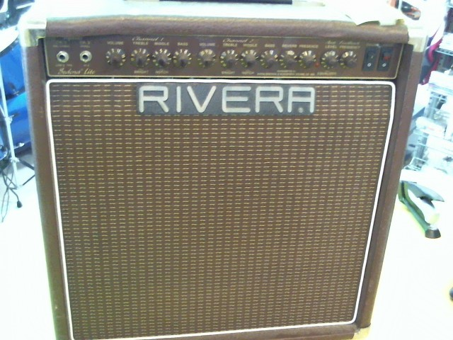RIVERA GUITAR AMPS Acoustic Guitar Amp SEDONA LITE