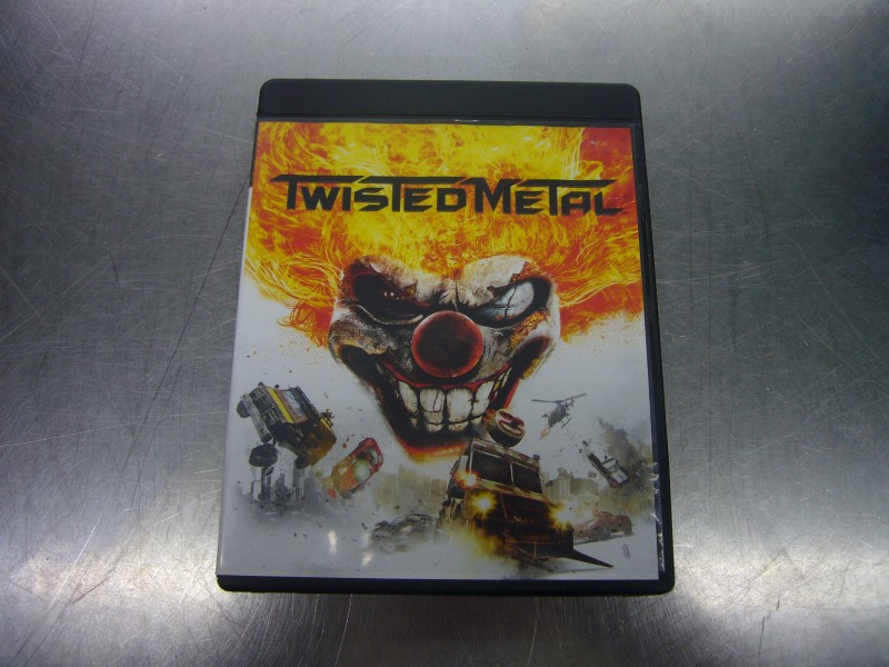 SONY PlayStation 3 Game TWISTED METAL