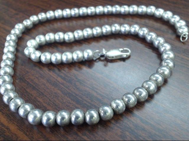 "16"" Silver Chain 925 Silver 32.6g"