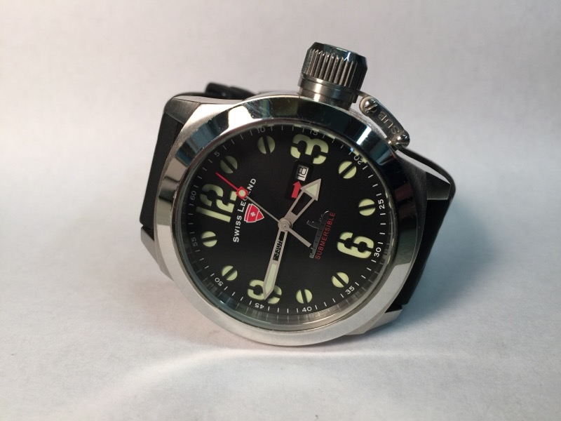 SWISS LEGEND Gent's Wristwatch SUBMERSIBLE