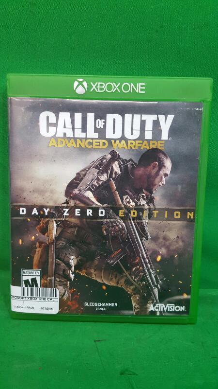 Call of Duty: Advanced Warfare -- Day Zero Edition (Microsoft Xbox One, 2014)