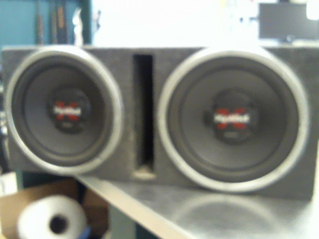 SONY Car Speakers/Speaker System XPLOD SUBWOOFER 12""