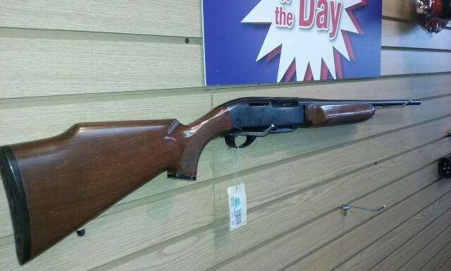 REMINGTON Rifle 7400
