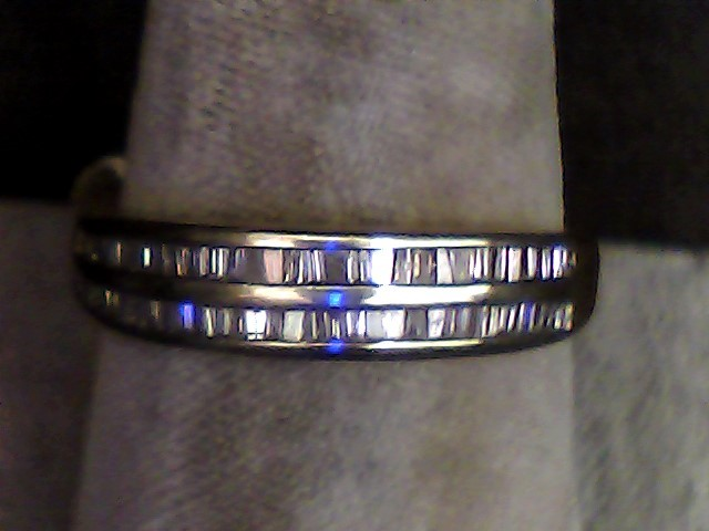 Lady's Diamond Fashion Ring 62 Diamonds .310 Carat T.W. 10K Yellow Gold 1.8dwt