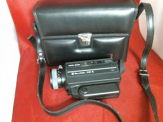 BELL & HOWELL Camcorder 2123 XL