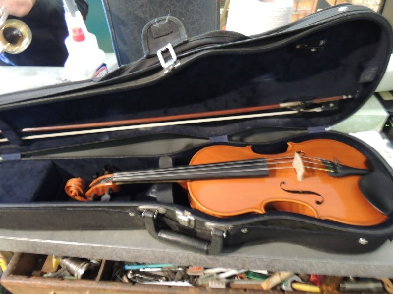 CENTURY STRINGS Violin 120 4/4