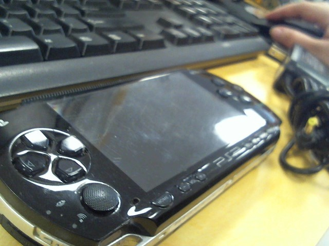 SONY PlayStation Portable PSP 1001 - HAND HELD