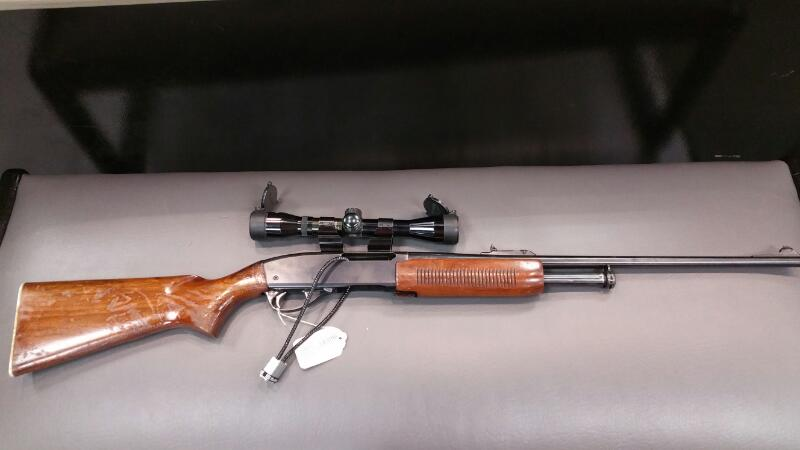 REMINGTON FIREARMS Rifle 760 BDL
