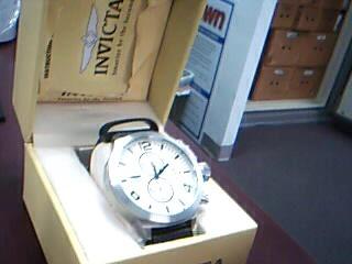 INVICTA Gent's Wristwatch 3449