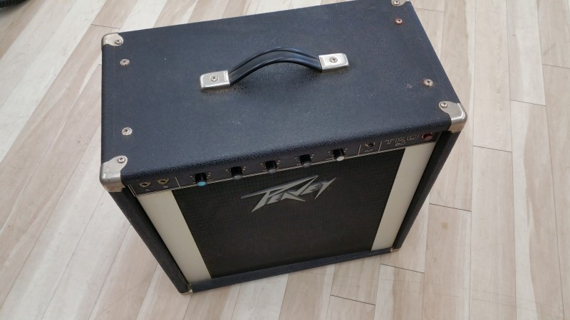 Peavey Guitar Amp - TKO 80