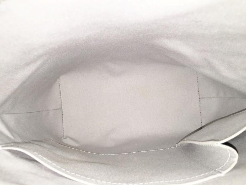 Louis Vuitton Limited Edition Silver Monogram Miroir Lockit Bag
