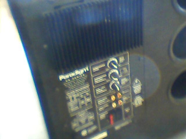 PARADIGM Speakers/Subwoofer PS1200