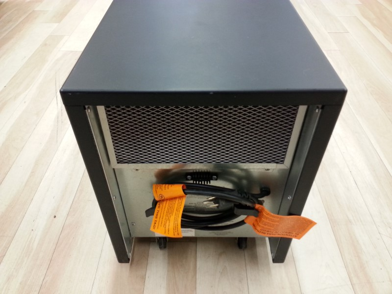 Source Green Heater