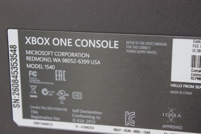Microsoft XBox One Rise of the Tomb Raider 1TB - Model# 1540